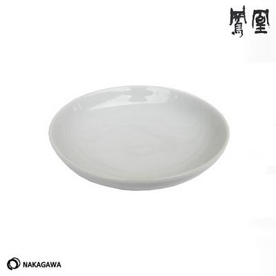 봉황 채색용 원형접시 11.5cm