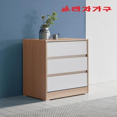 카민 서랍장 3단 600