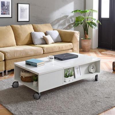 씨옹 리프트업 이동식 소파 테이블 1200