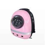 반려동물 이동장 우주선가방 핑크