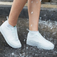 슈즈웨어 빗물 방지 신발 커버 장화