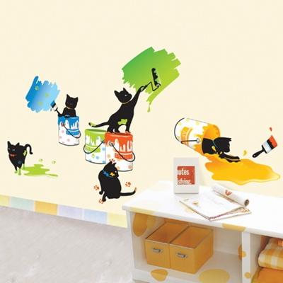 포인트스티커 KR-0030 고양이