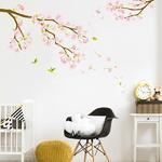포인트스티커 KR-0067 벚꽃 피는 봄날