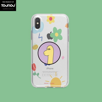 귀여운 동동이 스마트톡 젤리 케이스 아이폰 갤럭시