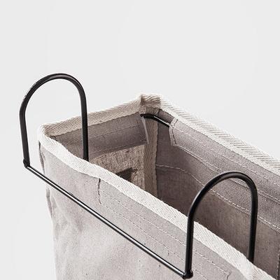 의자 침대틀 정리함 걸어쓰는 린넨수납백세트 2개1set