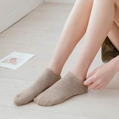 페이크삭스 여성덧신 네츄럴 발목양말 12켤레 set