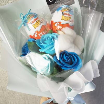 22 학예회 꽃다발 킨더조이 재롱잔치 졸업식 사탕