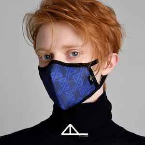 KF94 초미세먼지 황사마스크 솔리드 컬렉션 딥블루