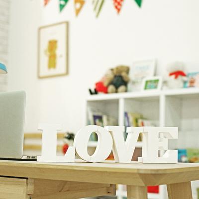 페이퍼크래프트 이니셜 러브 INITIAL LOVE