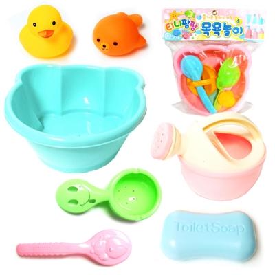 티니팡팡 목욕놀이 소형 7pcs (랜덤)