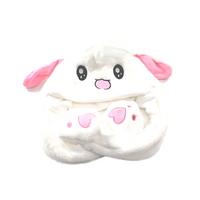 귀가 움직이는 토끼모자 펄럭귀 토끼모자