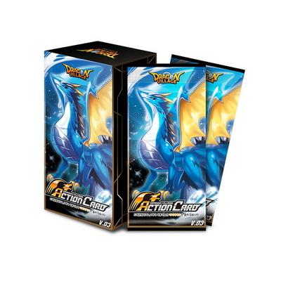 드래곤빌리지 게임카드 액션카드 3탄