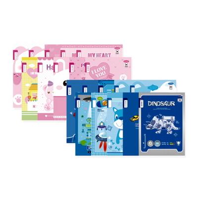 펜피아 초등학교 1-2학년 종류별 노트세트 (10권묶음)