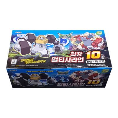 포켓몬 최강 멀티시리언 9탄 캡틴 대왕딱지 1박스(12갑)