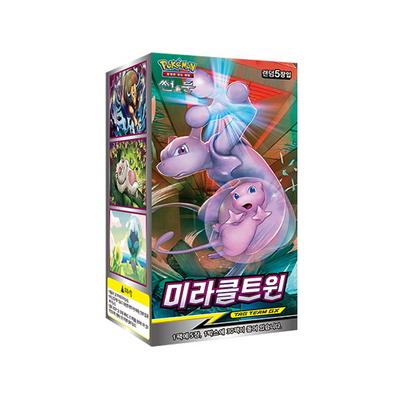 포켓몬카드 썬앤문 확장팩 미라클트윈 1상자 (30팩)