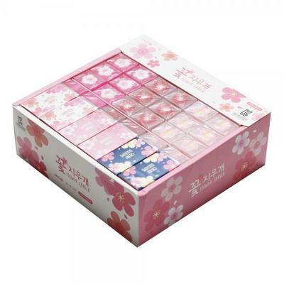 500꽃지우개BOX
