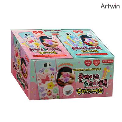 5000 폰케이스 & 스마트톡 꾸미기 세트 BOX(6)
