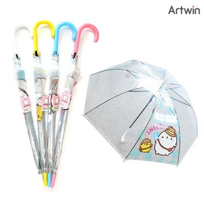 8000 몰랑 투명 우산 (60cm)