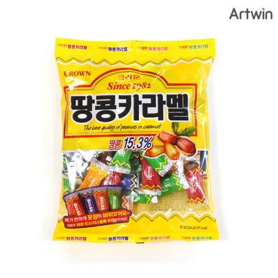5400 땅콩 카라멜 324g