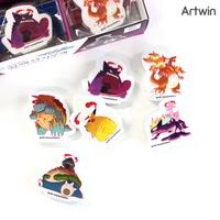 500 포켓몬스터W 거다이맥스 컬렉션 지우개 BOX(30개입)