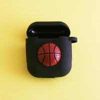 농구공 에어팟 케이스(키링 별도구매)
