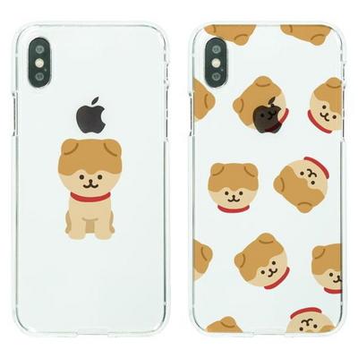 아이폰5/5S/SE 곰돌포메 소프트젤리케이스