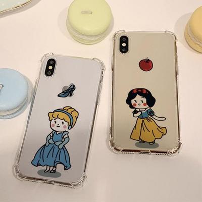 아이폰X/XS Princess 방탄케이스