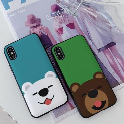 갤럭시S9/S9플러스 동물시리즈01 카드케이스