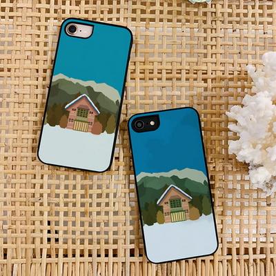 아이폰11 노구 겨울 집 스타일케이스