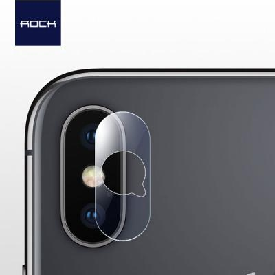 Rock 락 아이폰X시리즈 카메라렌즈 강화유리 보호필름 2개입 XS 맥스 XR