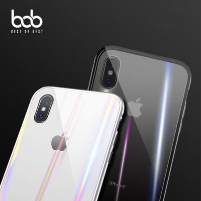 bob 마그네틱 홀로그램 자석 범퍼케이스 아이폰 XS 맥스 XR 8 7 플러스