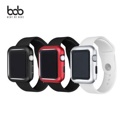 bob 애플워치 전용 마그네틱 메탈 범퍼케이스 1 2 3 4 전세대 호환