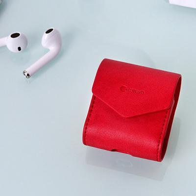 COTEetCl  애플 에어팟 전용 스웨이드 가죽 케이스