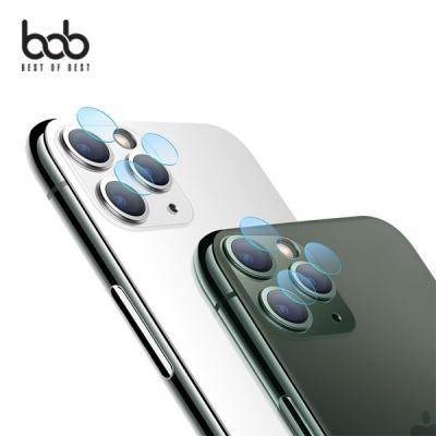 bob 매직쉴드 2019 아이폰11 프로 맥스 2.5D 분리형 트리플 카메라렌즈 강화유리 보호필름 2매