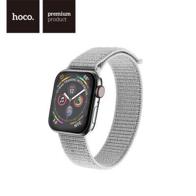 hoco WB06 호코 애플워치 전용 우븐 나일론 벨크로 스포츠 밴드  Apple Watch 1 2 3 4 5 세대