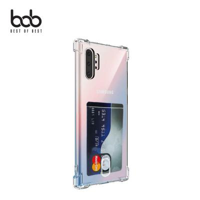 bob 카드업 TPU 에어범퍼 투명 젤리케이스 아이폰11 프로 XR XS 맥스 갤럭시S10 S9 S8 노트10 9 8