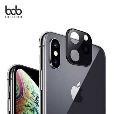 아이폰X to 아이폰11 변환 인덕션 훼이크 카메라렌즈 커버필름 iPhone 11 프로 맥스 XS XR