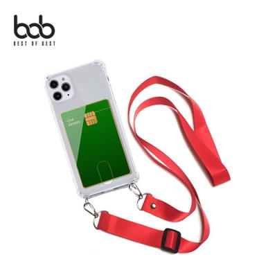 bob 밴디 카드업 트래블러 스마트폰 분실방지 숄더 스트랩 케이스 갤럭시 노트10 플러스 노트9 노트8