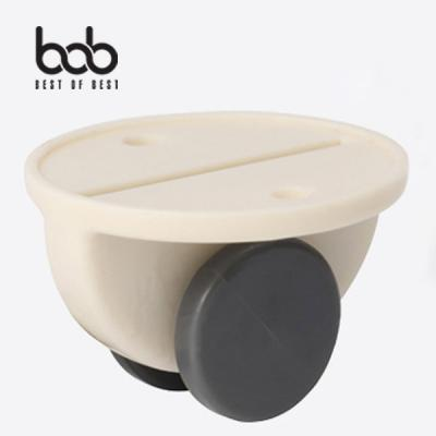 bob 다용도 생활용품 접착식 보조바퀴 롤러 휠 4개입