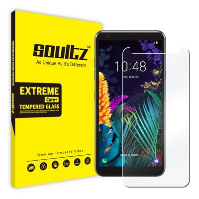 솔츠 LG X2 2019 강화유리 방탄 액정보호필름 X220N