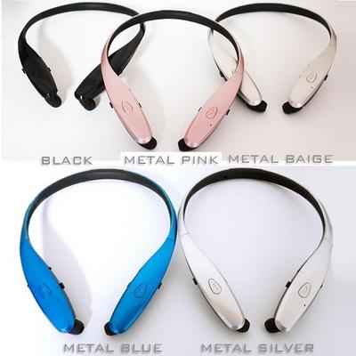 모션8 갓성비 물방울 무선 블루투스 넥밴드 이어폰 헤드셋