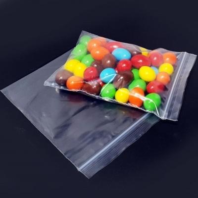 (100장)튼튼 지퍼백  12X15  15X20  20X25  다용도 대용량  소형 비닐 PE