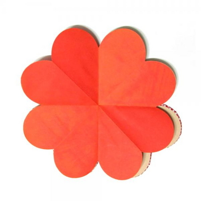 [KC인증]네잎클로버  - 스크랩북