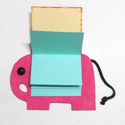 [KC인증]코끼리book  - 스크랩북