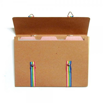 [KC인증]서류가방  - 스크랩북