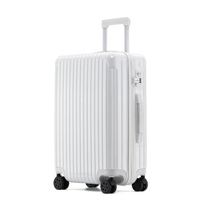 토부그 TBG329 화이트 24인치 하드캐리어 여행가방