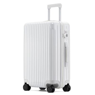 토부그 TBG329 화이트 28인치 하드캐리어 여행가방