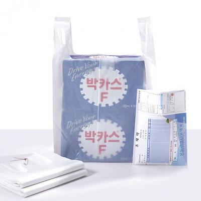 약국봉투 40호 (29x47) 검정 70매