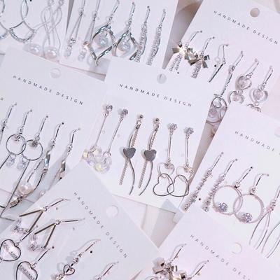 데일리 귀걸이세트 컬렉션