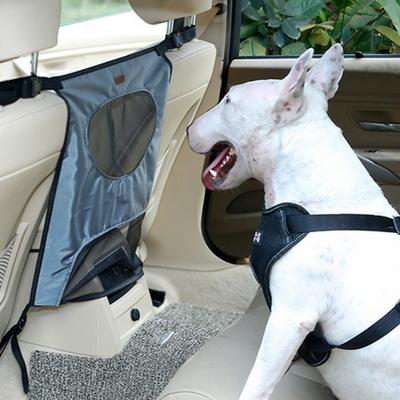 강아지 차량용 칸막이 베리어